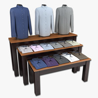 Dress Shirt Table 2
