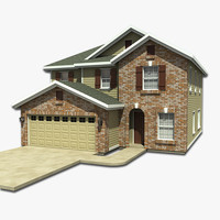 house homes 3d model