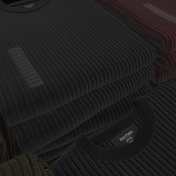 3ds max sweater table - Mens Sweater Display Table... by monkeyodoom