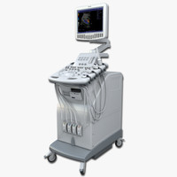 3d ultrasound machine model