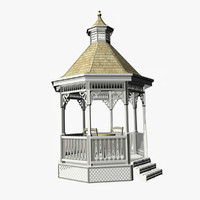 tea house gazebo max