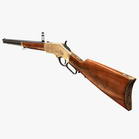 1866 Winchester Rifle