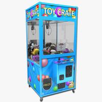 Arcade Crane Game