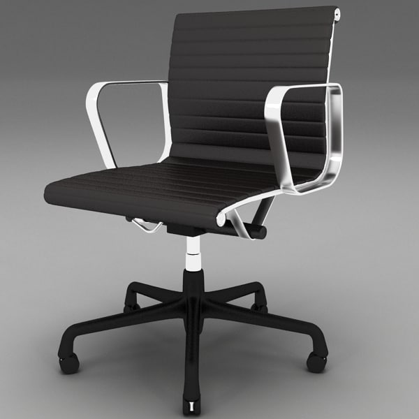 Max office chair for Chair 3d model maya