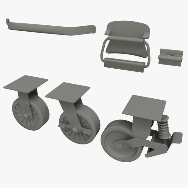 3d model roller tools - Work Station... by redline_or_nothing