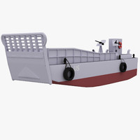 3d landing craft mechanical lcm