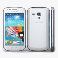 Samsung Galaxy S Duos 2 & Trend Plus White