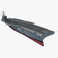 USS Abraham Lincoln Aircraft Carrier CVN-72