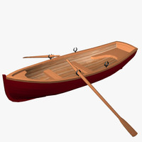 maya row boat