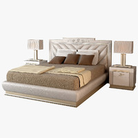 Florence Collections Atlantique Luxor Bed