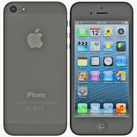max iphone 5 black