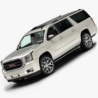 3ds 2015 gmc yukon xl