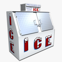 Ice Box Vending