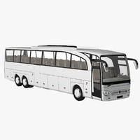 bus travego 17 rhd 3d 3ds