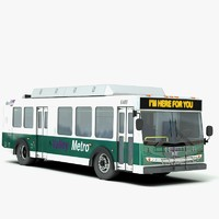 New Flyer Bus