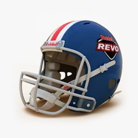 Football Helmet Riddell Revolution