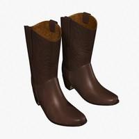 cowboy boots lwo