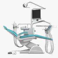 nardi herrero equipo dental 3d model