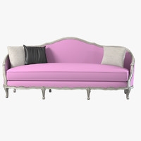 Moissonnier D'Aaurevilly Sofa
