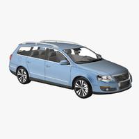 VW Passat Variant / Taxi