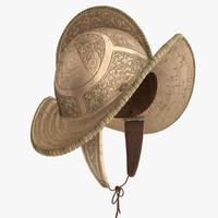 Helmet Comb Morion