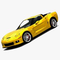 Chevrolet Corvette Z06 Coupe