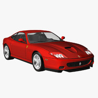 Ferrari F575 Maranello