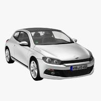 VW Scirocco 2012