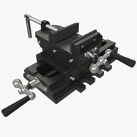 Professional Grade Drill Press Vise
