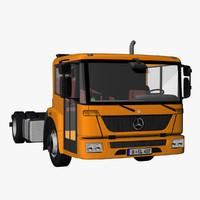 MB Econic 4x2 Low Cab