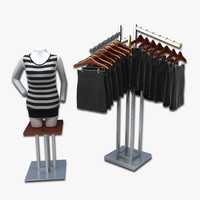 Womens Skirt Rack 2