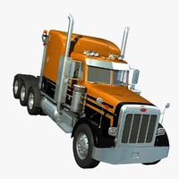 Peterbilt 357 Heavy Haul