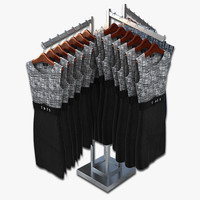 max women dresses rack