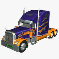 freightliner classic xl 84 3d lwo