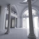 entrance 3D models