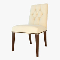 3d baker chair 7846