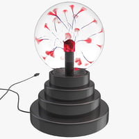 usb plasma ball 3d 3ds