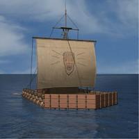 max raft vessel boat