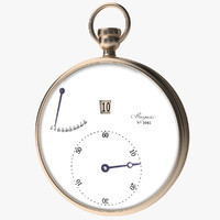 3d breguet stopwatch vol 1