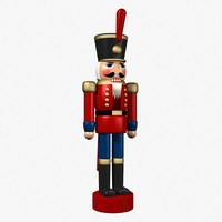 3ds max nutcracker
