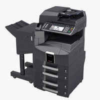 Kyocera TASKalfa 250ci Color Multifunctional System