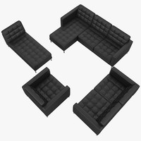 Ikea Karlstad Knoll Set