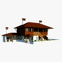 Rich House - Bulgarian National Revival