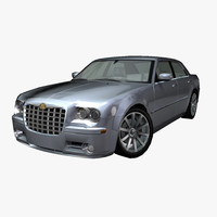 WSH Chrysler 300C SRT-8
