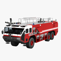 Oshkoch Striker 3000 Fire Engine