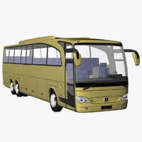 travego 16 rhd 2006 3d model