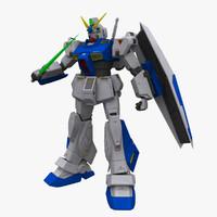 Gundam Alex NT-1