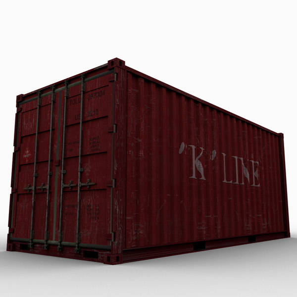 max cargo 20 container - 20ft Container... by mzubak