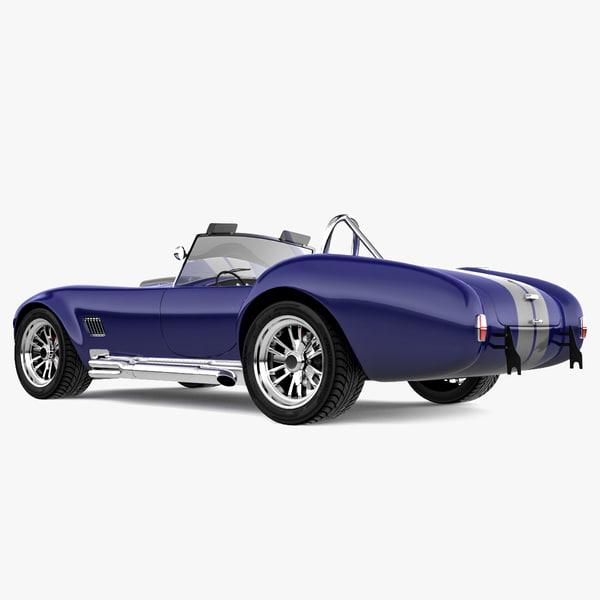Original 1965 Shelby Cobra 427 – Autocars