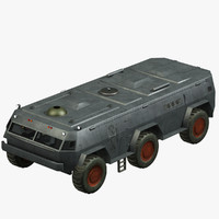 3d model vehicle exploration